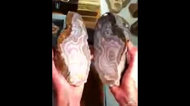 Красота внутри камней
