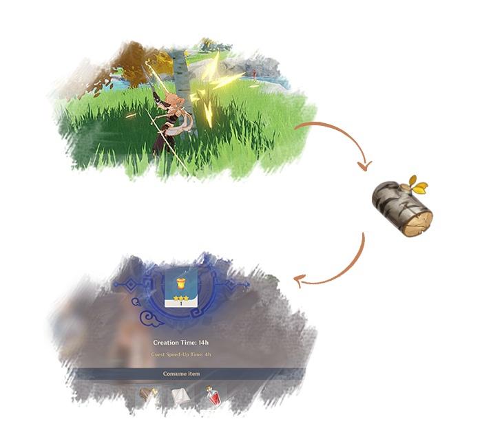 Новые системы в версии 1.5 «В сиянии нефрита», зображення №7