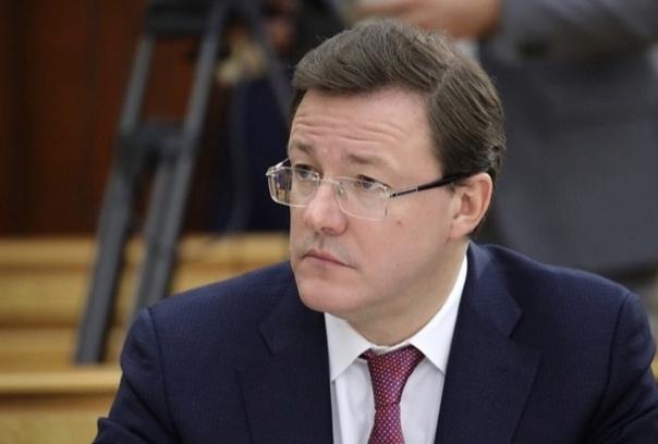 🕯️Губернатор Самарской области Дмитрий Азаров выра...