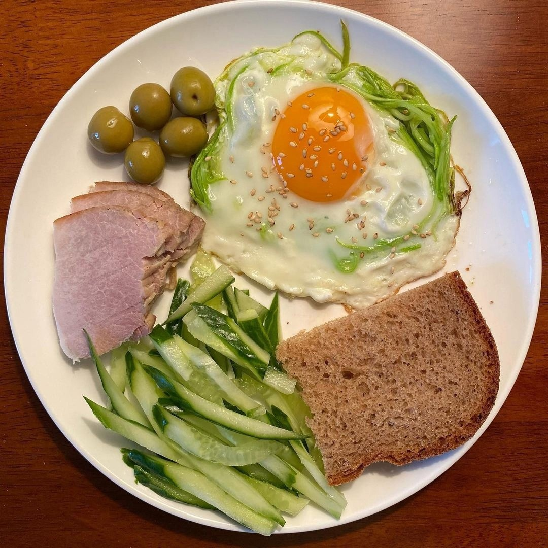 С такими завтраками точно каждое утро будет отличным
