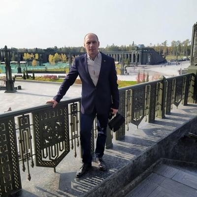 Вадим, 47, Roslavl'