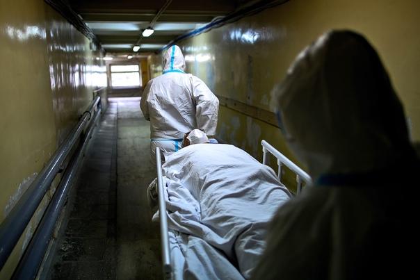 Число новых случаев коронавируса за сутки перевали...