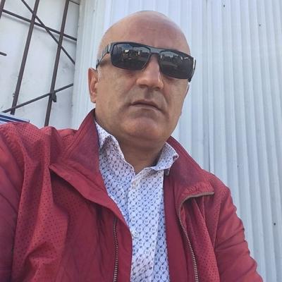 Firuz, 48, Krasnodar