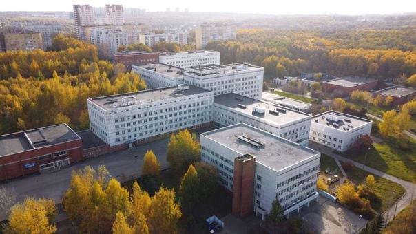 Два корпуса нижегородской областной детской больни...