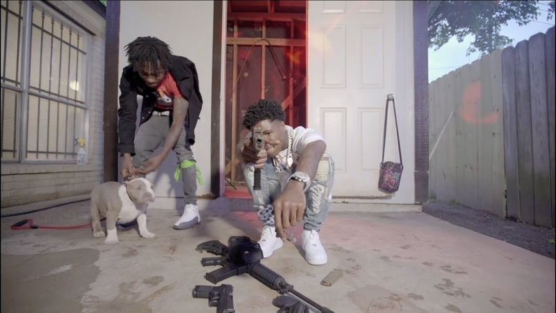 YoungBoy Never Broke Again Step On Shit