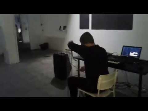 Anton Gruzdev live performance @ CCI Fabrika 01 11 19