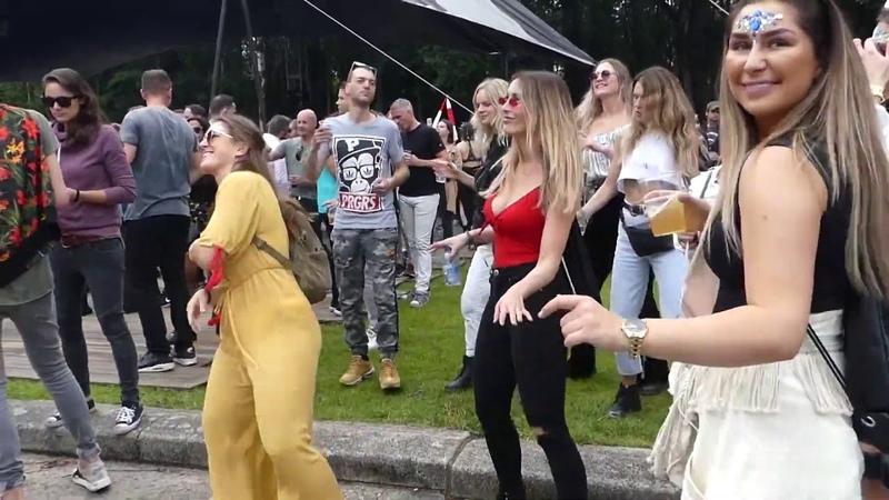 Kaiserdisco 15 June 2019 live at Mystic Garden Festival Amsterdam