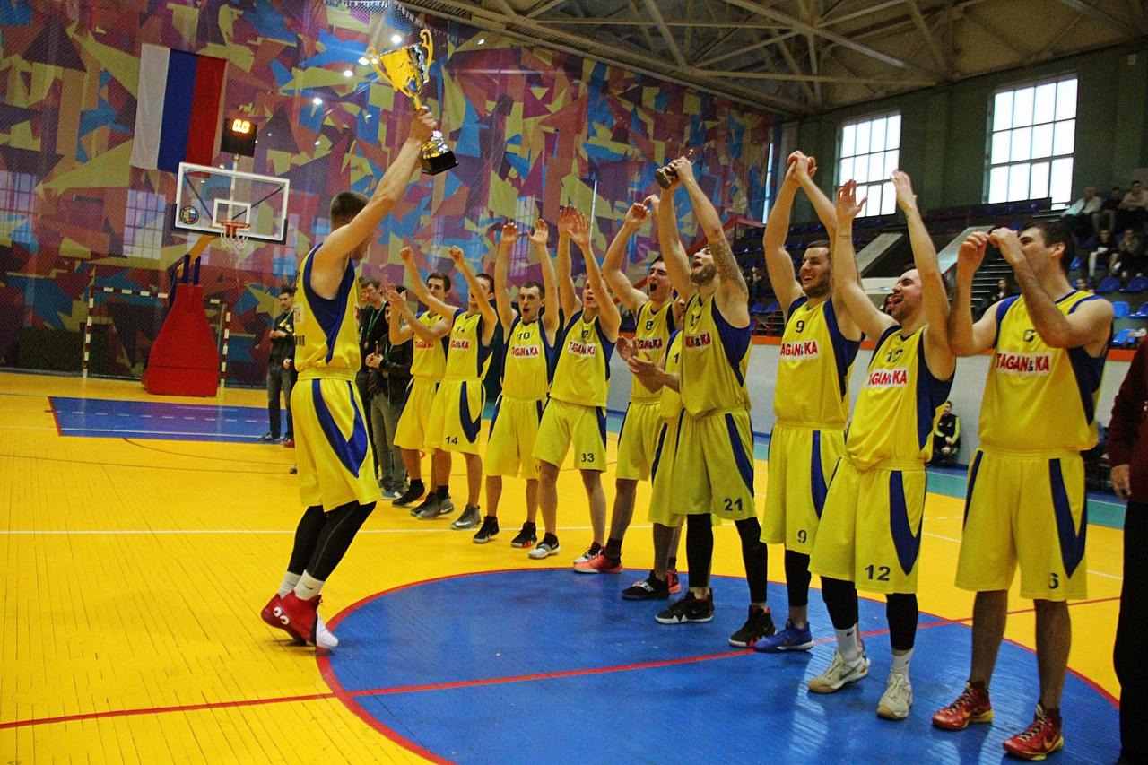 В Таганроге состоялся финал 4-х Чемпионата Ростовской области по баскетболу