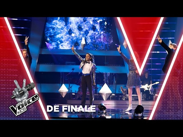 Finalisten Sky Full Of Stars De Finale The Voice Kids Netherlands 2020