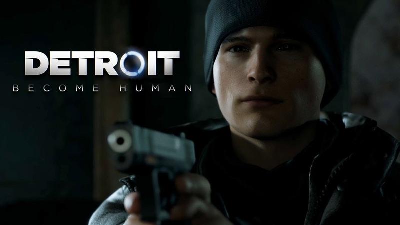 ШТУРМ ИЕРИХОНА ∎ Detroit Become Human Прохождение и Обзор игры 8