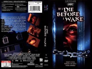 Если я умру, прежде чем проснусь / If I Die Before I Wake (1998) Перевод: #ДиоНиК ВПЕРВЫЕ В РОССИИ