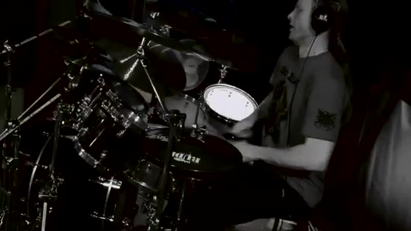 Lars Broddesson playing BLACK ALTAR's Deus Inversus song
