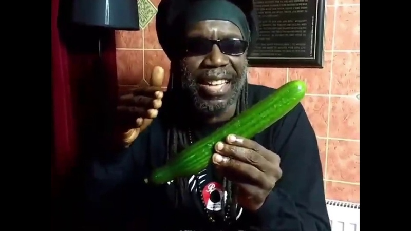 Cucumba Jamaican Cucumber Rap Macka B Viral Video
