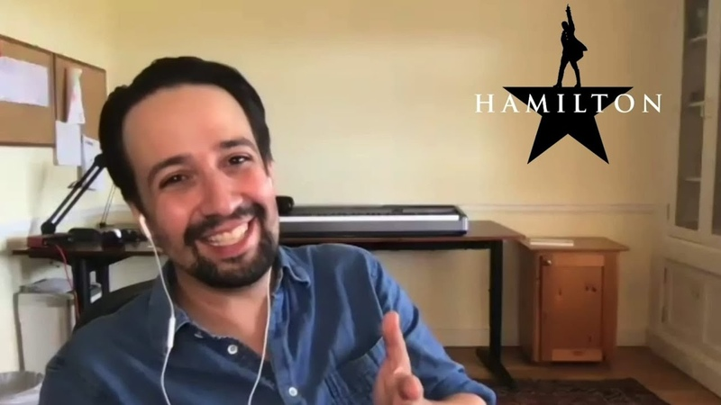 Hamilton Cast's Proudest Moments and Movies That Mattered Most to Them EXTENDED INTERVIEW