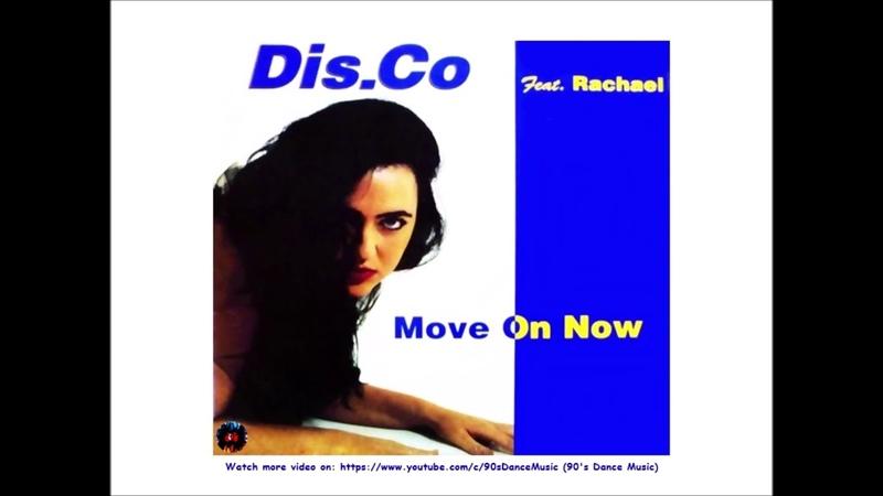 Feat Rachael Move On Now Radio Edit 90's Dance Music ✅