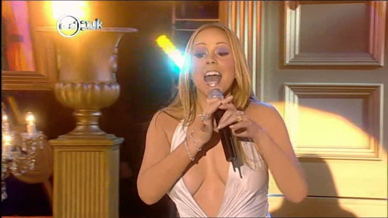 Mariah Carey It's Like That Live