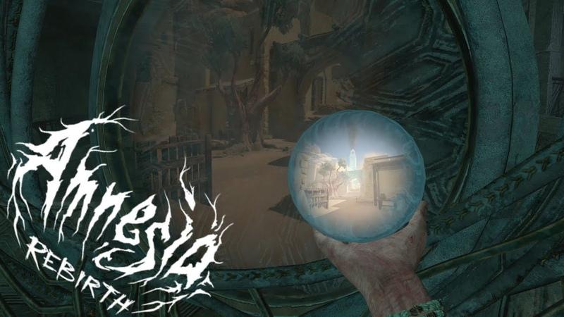 Таинственный Портал Amnesia Rebirth 8