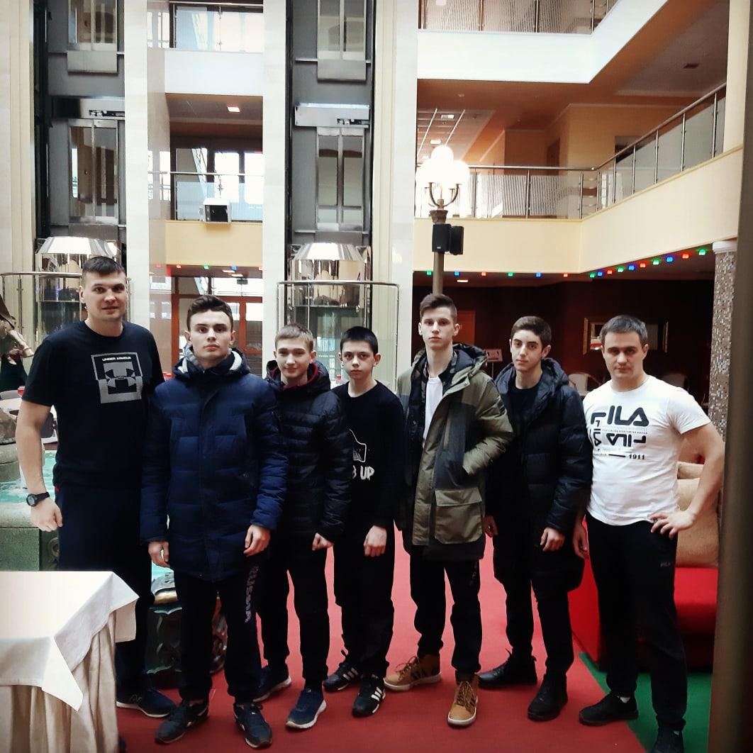 команда Рязанской области