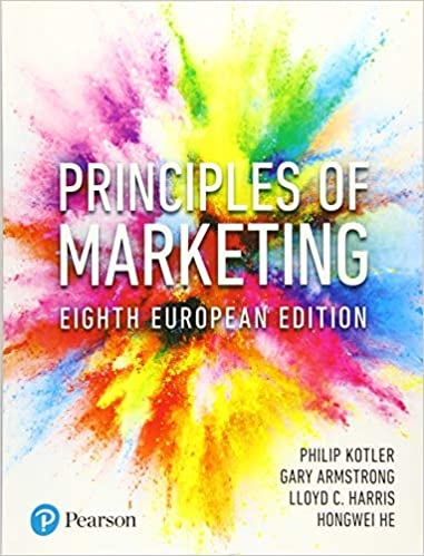 Principles of Marketing 8th European Edition