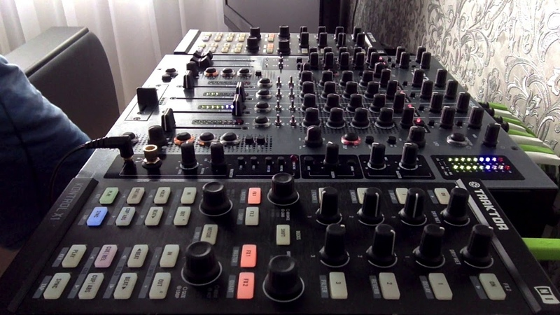 Xone 92 traktor x1 ni house techno mix by acthuf home session 18