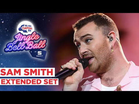 Sam Smith Extended Set Live at Capital's Jingle Bell Ball 2019 Capital