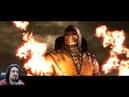 Играю за Горо в Мортал Комбат Х / Mortal Kombat X goro