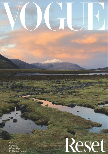 British Vogue - August 2020 UserUpload.Net