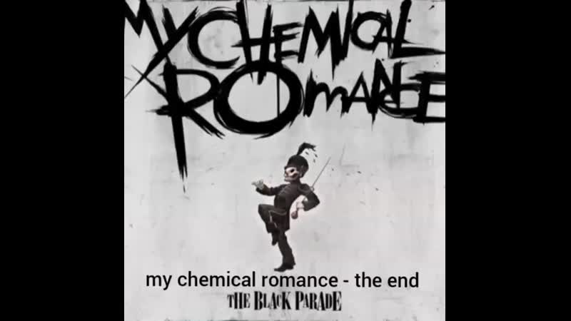 MCR-The end| David Bowie-5 minutes|Pink Floyd-In the flesh