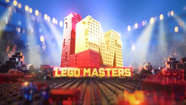 Lego Masters Graphics Reel