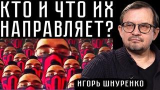 КТО И ЧТО ИХ НАПРАВЛЯЕТ #ИгорьШнуренко