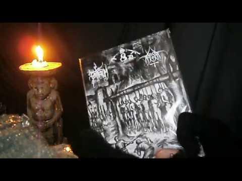 ЧЁРТОВЫ ЧЕРТОГИ Чёрт Хвастун хвастается очередной скабрезной посылкой из гарной Украини 8 трупов