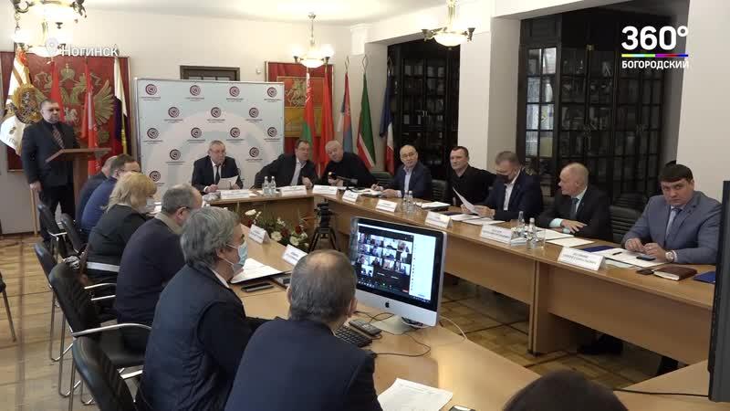 На заседании Совета депутатов обсудили актуальные темы