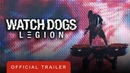 Watch Dogs Legion - Welcome to the Resistance Trailer | Ubisoft Forward