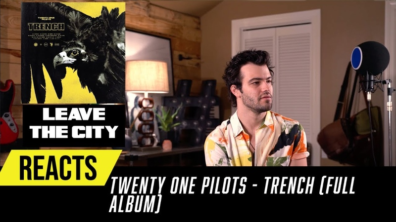 Producer reacts to entire twenty one pilots album trench