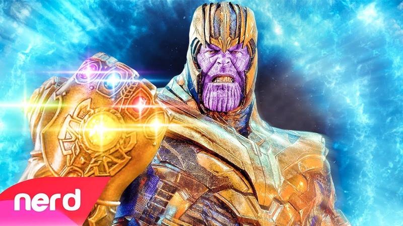 Thanos Rap Destiny Arrives NerdOut