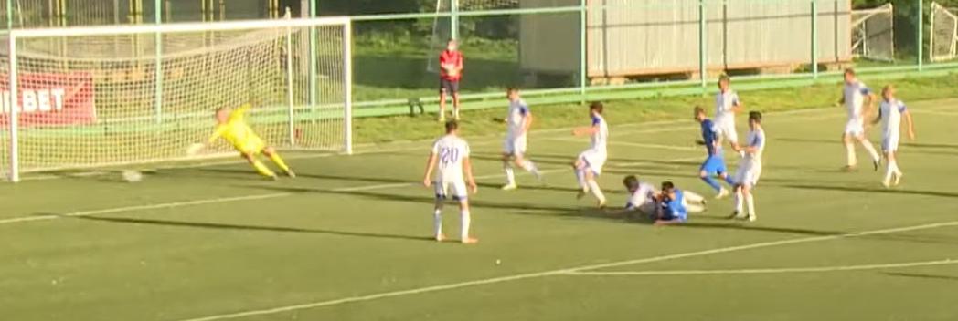 Футбольный клуб Тверской области заработал первые очки в Первенстве России