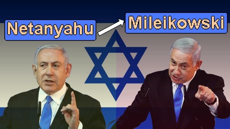 Les VRAIS NOMS des chefs d'état israéliens 😱