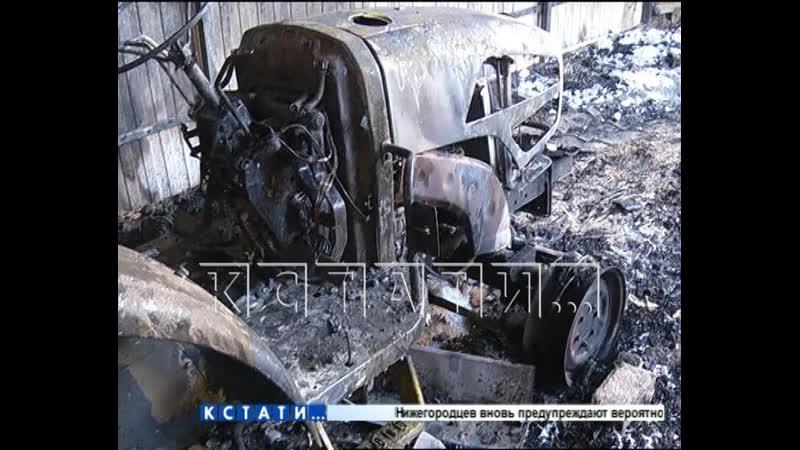 Фермеру который пытался бороться с незаконной торговлей алкоголем в деревне сожгли дом