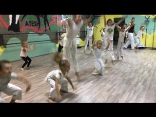Отзыв от группы Abada Capoeira о SteelPowerSport