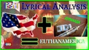 King Iso Euthanamerica Deep In Depth Song Review Lyrical Break Down Lyrical Reaction Strange Music