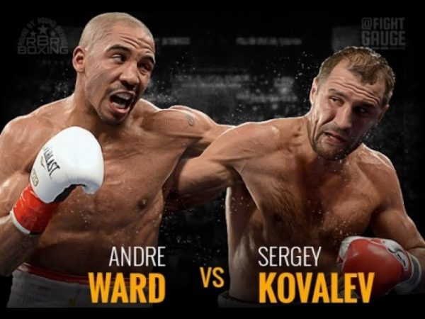 Sergey Kovalev vs Andre Ward Full Fight HD 19 11 2016