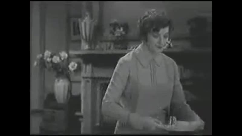 Fanny Brice Cooking Breakfast For The One I Love 1930