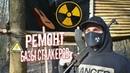 Ремонт сталкерской базы в Чернобыле. Делаю блиндаж землянку и еду на костре. Выживание в лесу