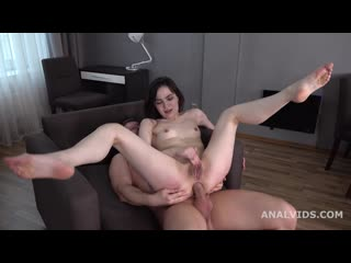 Mr. Anderson Anal Casting, Welcome to Porn for Monika, Balls Deep Anal, Gapes, Ass Licking and Facial