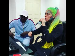 6ix9ine & Akon - LOCKED UP PART 2 (Snippet)