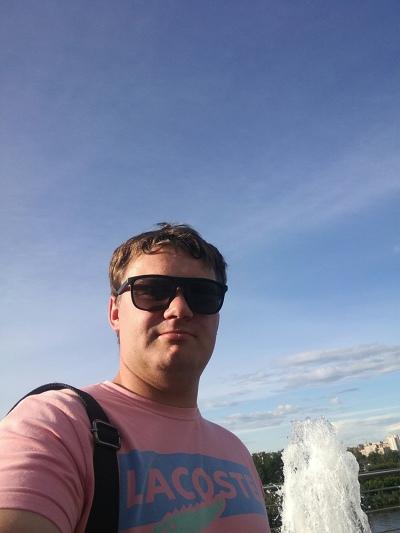 Юра, 33, Turinsk