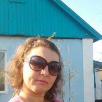 Фотография анкеты Алены Горейды ВКонтакте