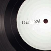 Логотип minimal / deep / house / techno