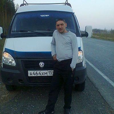 Сергей, 44, Gubakha