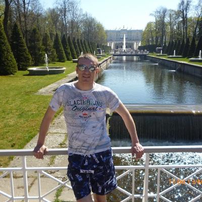 Эдик, 36, Tikhvin